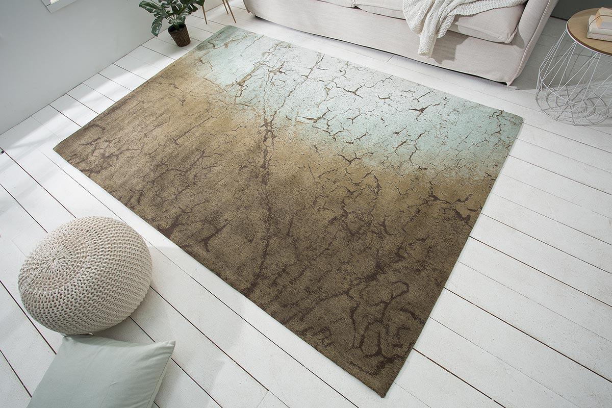 Dizajnový koberec Cohen 240x160 hnedý