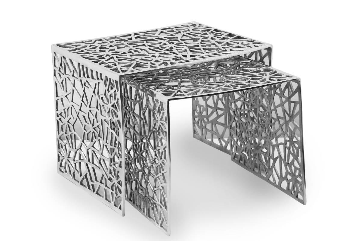 Sada 2 odkladacích stolíkov Pablo - Skladom na SK