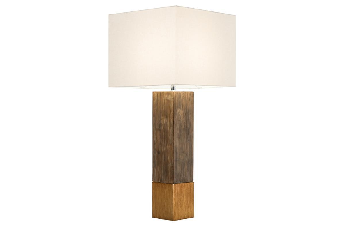 Dizajnová stolná lampa Desmond II