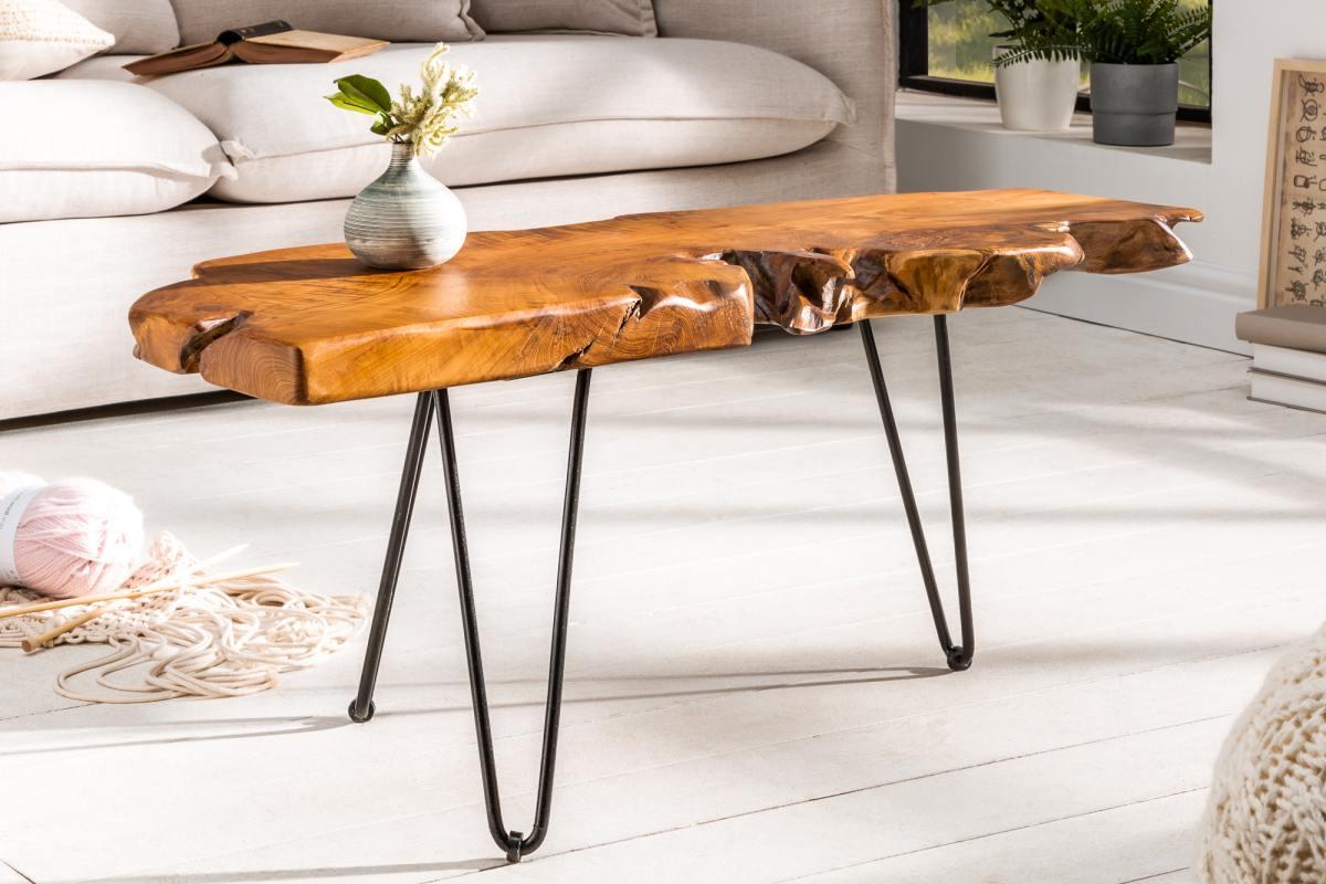 Dizajnový konferenčný stolík Jax 100 cm