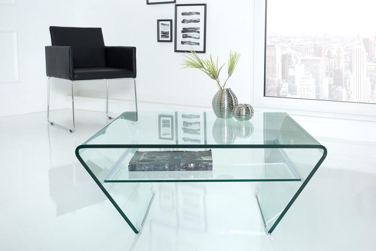 Dizajnový konferenčný stolík Phantom II, 70 cm