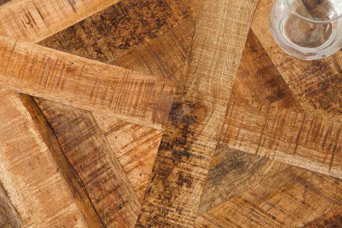 Dizajnový jedálenský stôl Allen Home 200 cm, mango