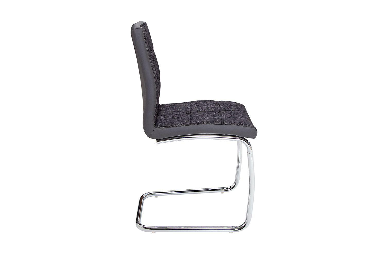 Dizajnová stolička Moderna / antracitová - sivá