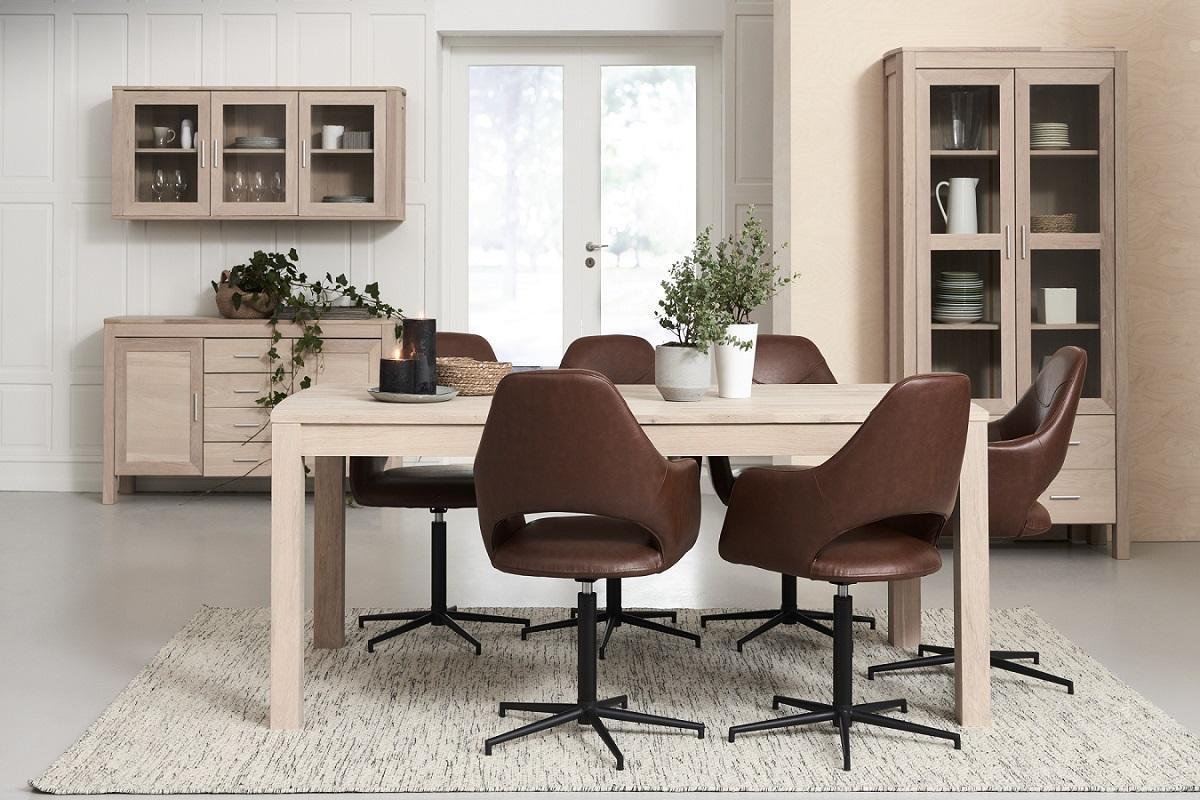 Furnistore Moderný jedálenský stôl Aang, 180 cm