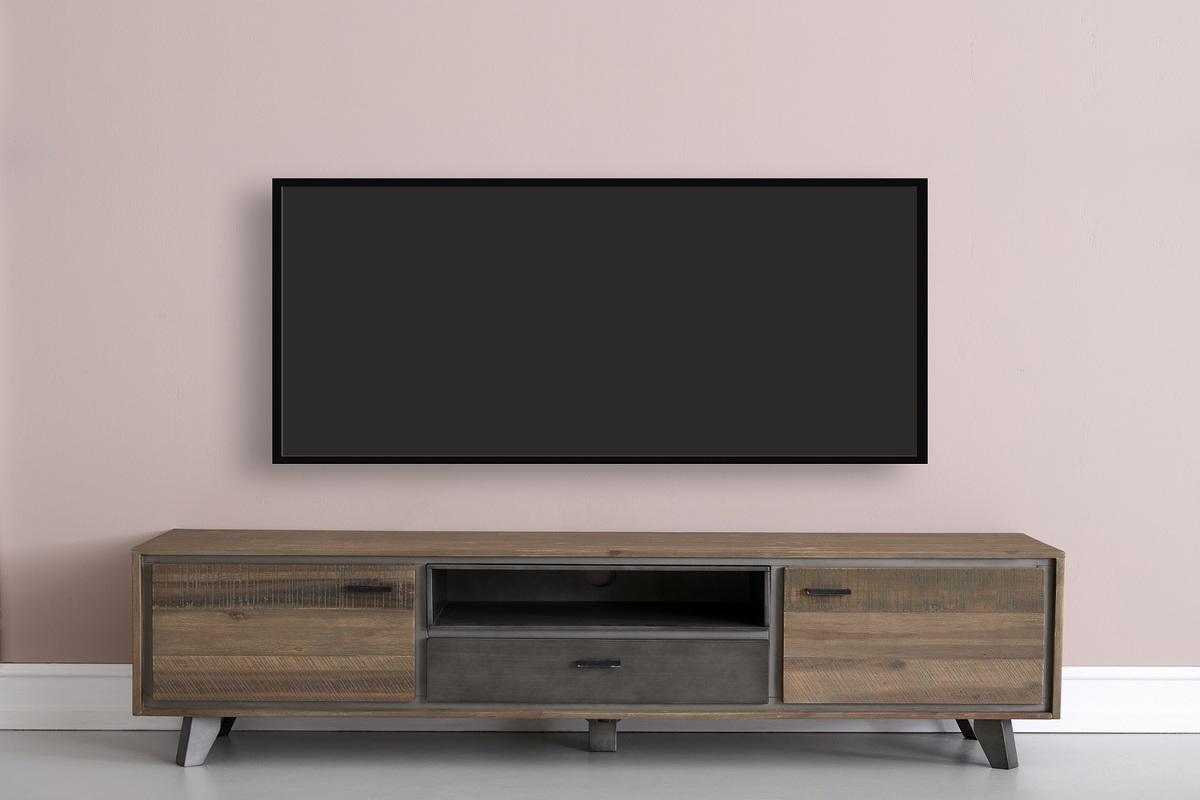 Furnistore Moderný TV stolík Aaron, 160 cm