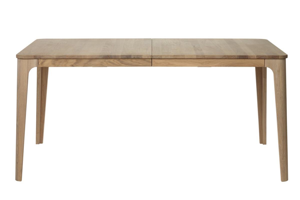 Furniria Rozťahovací jedálenský stôl Desiree 160 - 210 cm