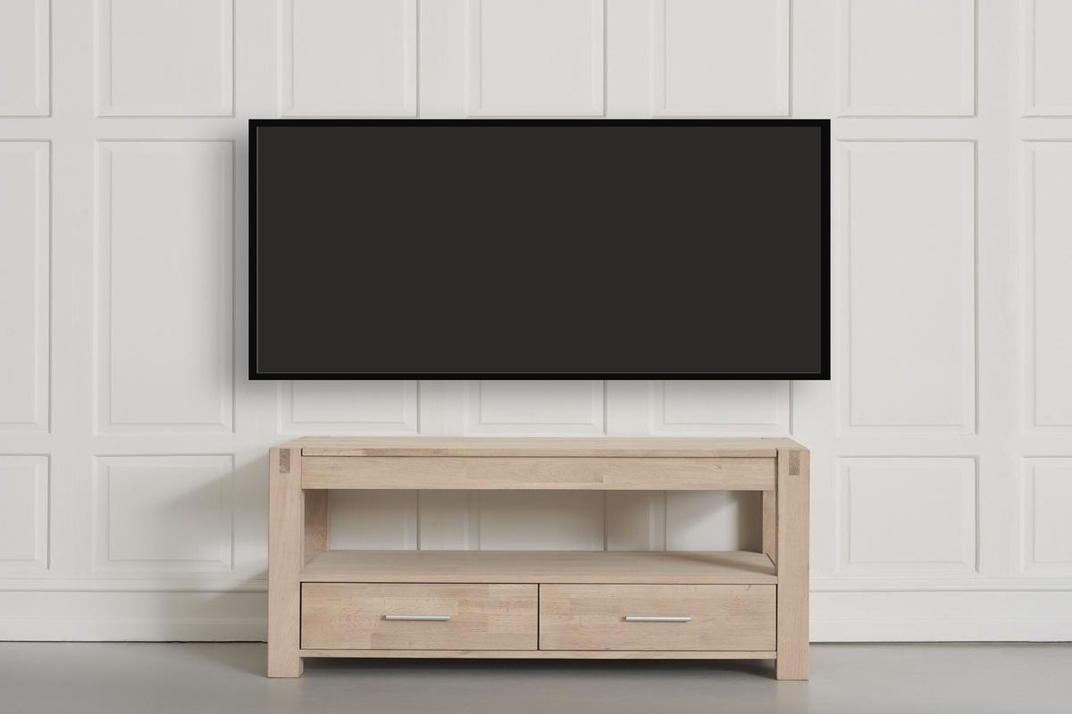 Furnistore Štýlový TV stolík Aalto, 102 cm