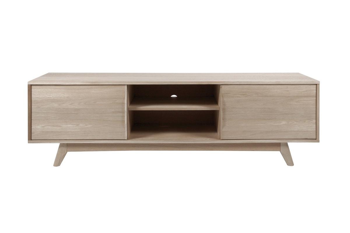 Dkton Štýlový TV stolík Abraxas, 180 cm